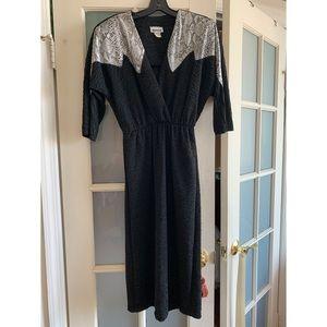 Dresses & Skirts - Vintage 1980s Glenrob dress-S